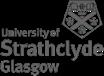 The university of Strathclyde logo