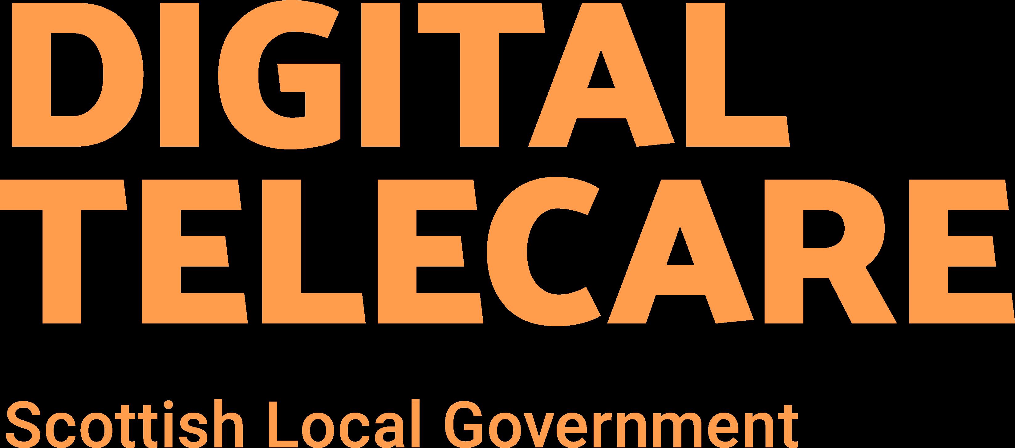 Scottish Local Government Digital Telecare Office website