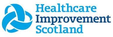 Healthcare Improvement Scotland website