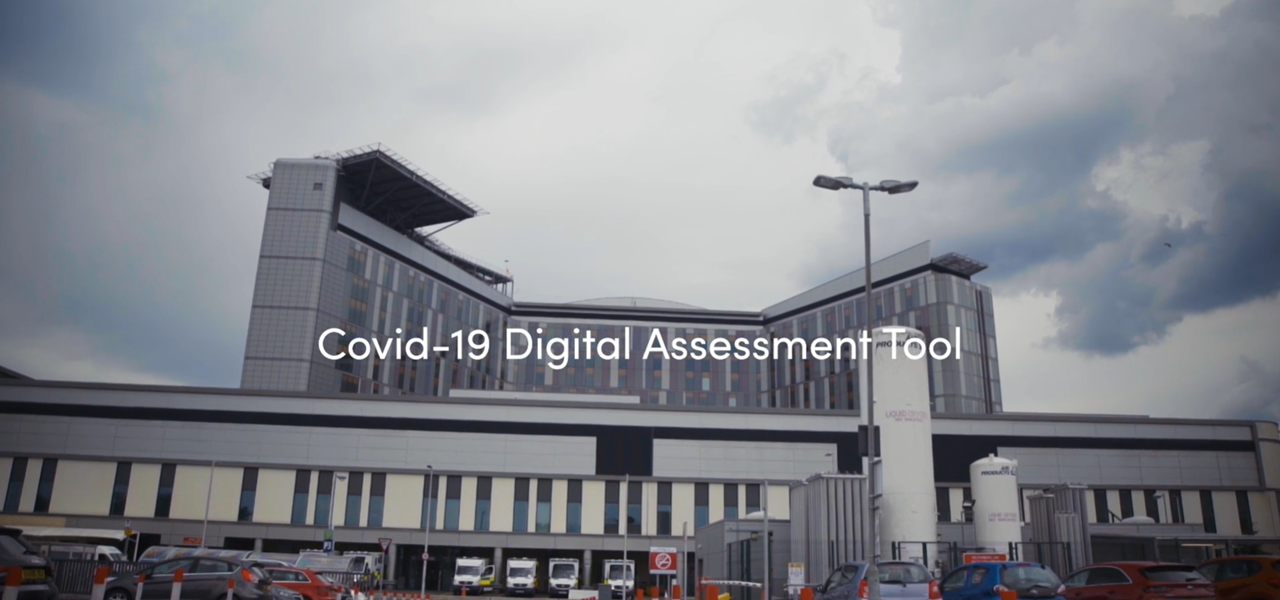Covid-19 Clinical Assessment Tool (CAT)