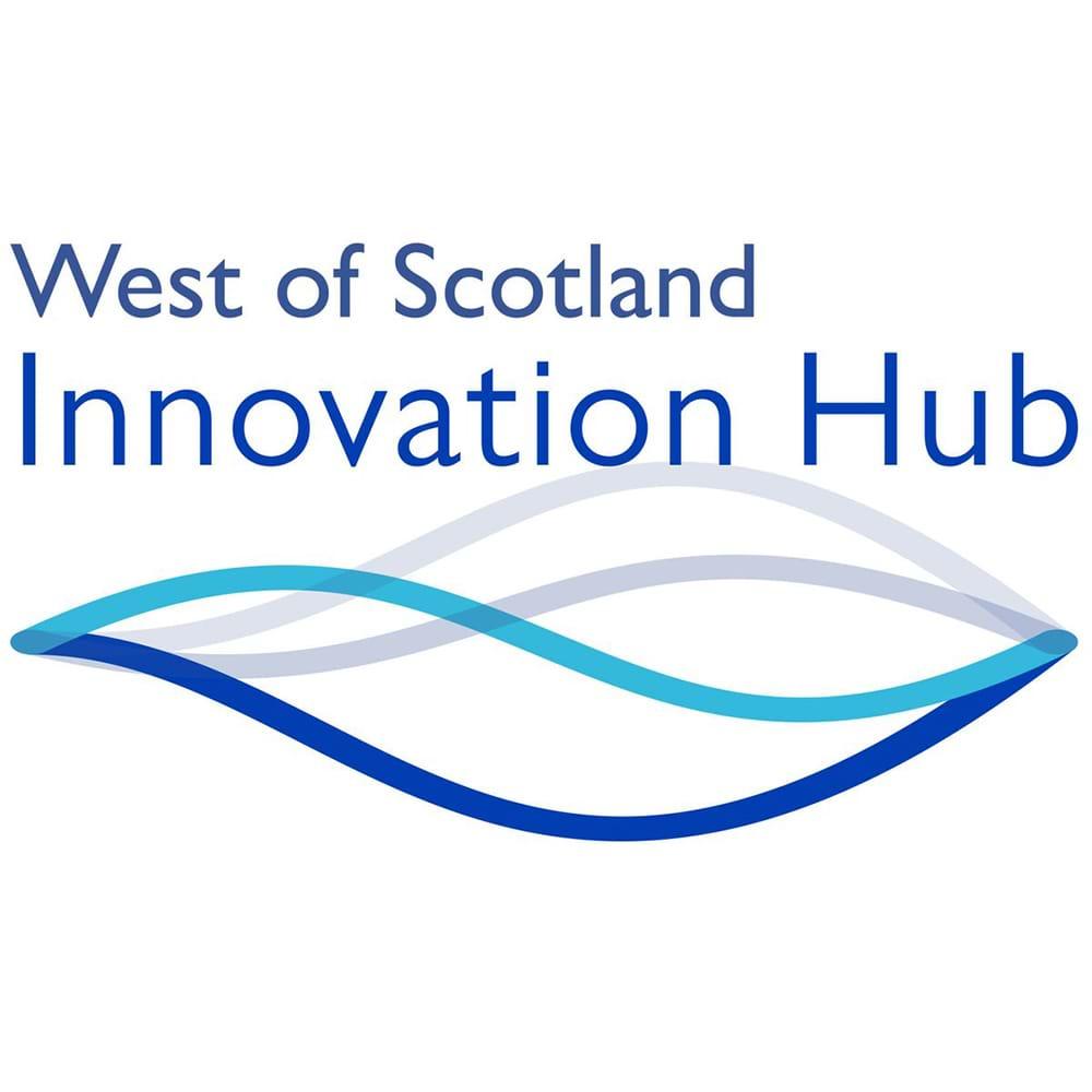 West of Scotland Innovation Hub Twitter account